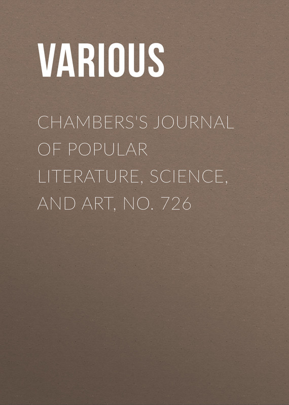 Various Chambers's Journal of Popular Literature, Science, and Art, No. 726 fundamentals of forensic science