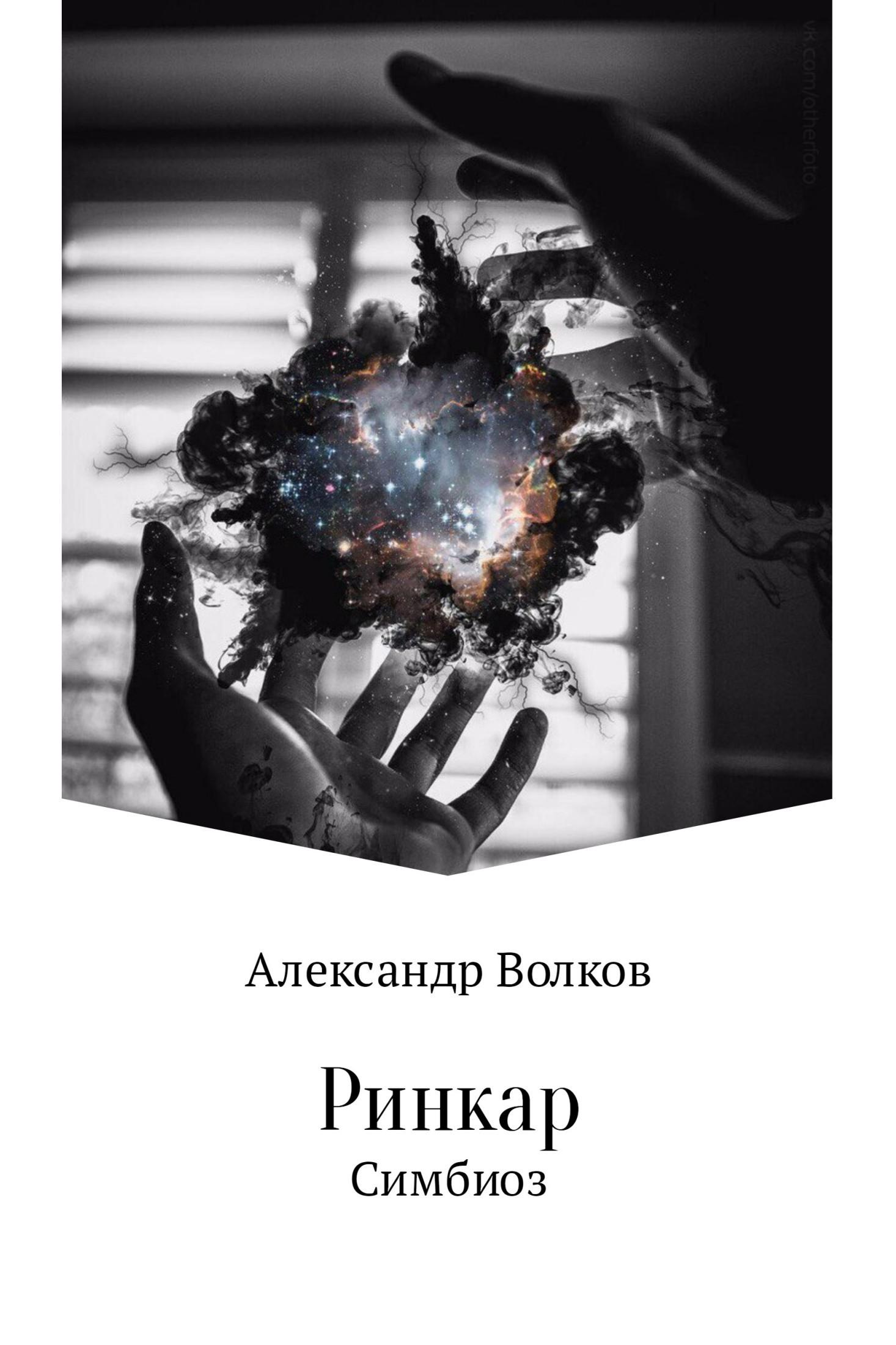 Александр Волков - Ринкар. Симбиоз