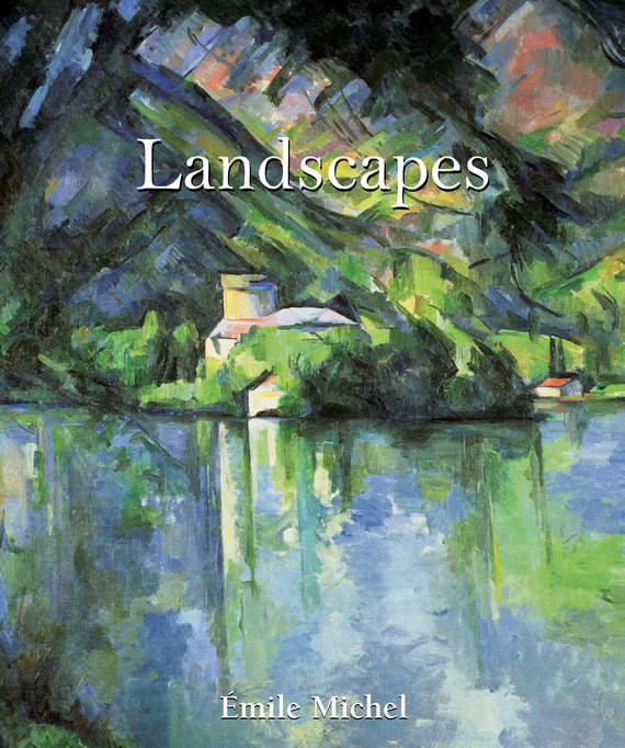 Émile Michel Landscapes the history of england volume 3 civil war