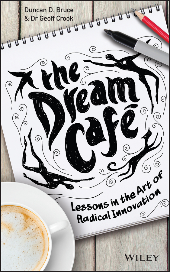 Duncan Bruce The Dream Cafe emmett cox retail analytics the secret weapon