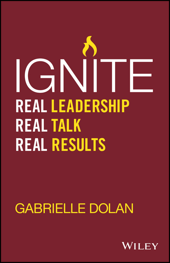 Gabrielle Dolan Ignite impact of information and communication technology