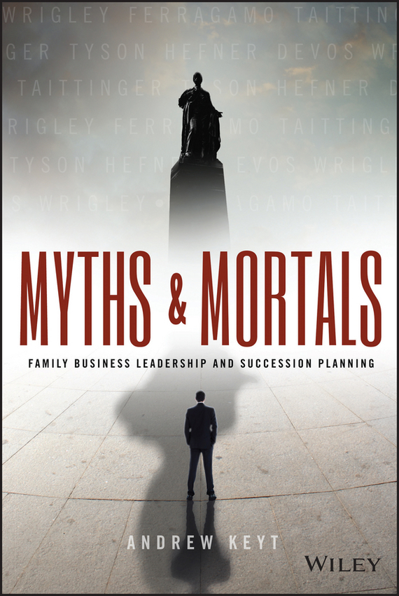 Andrew Keyt Myths and Mortals