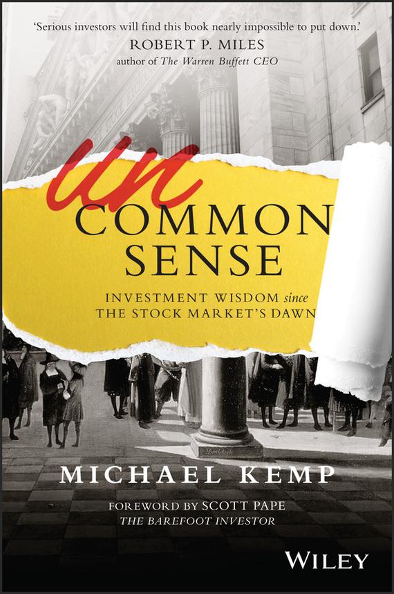 Scott Pape Uncommon Sense sense and sensibility
