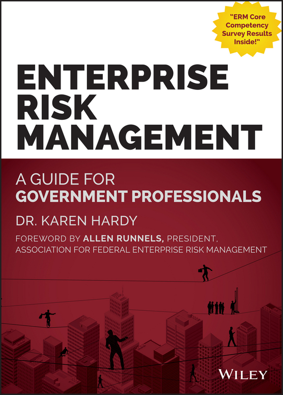 Karen Hardy Enterprise Risk Management купить