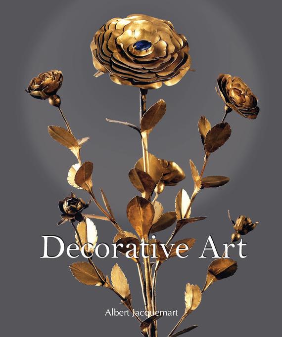 Albert Jacquemart Decorative Art