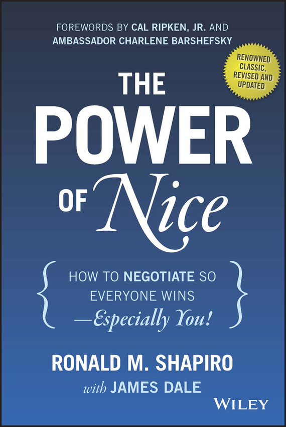 Charlene Barshefsky The Power of Nice what she left