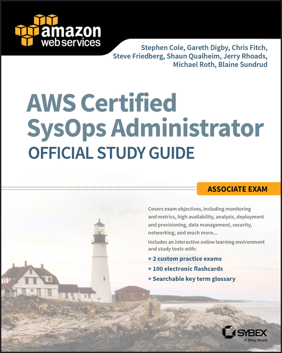 Stephen Cole AWS Certified SysOps Administrator Official Study Guide david coleman d cwna certified wireless network administrator official study guide exam pw0 104