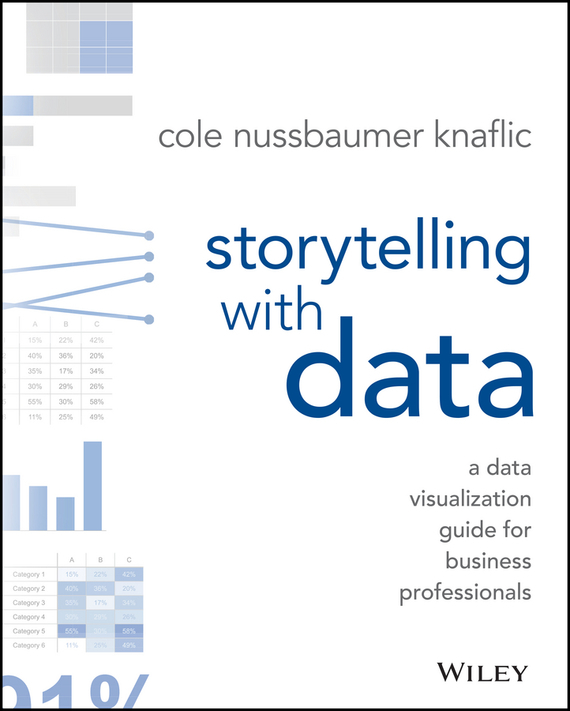 Knaflic Cole Nussbaumer Storytelling with Data