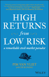 - High Returns from Low Risk