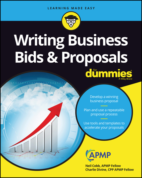 Neil Cobb Writing Business Bids and Proposals For Dummies
