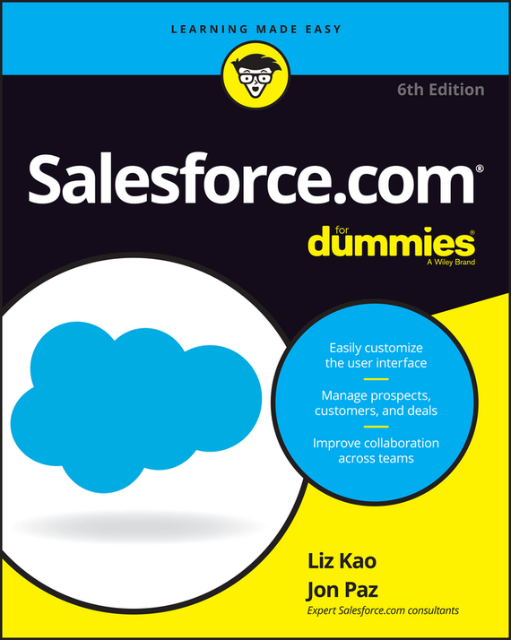 Jon Paz Salesforce.com For Dummies derek james android game programming for dummies