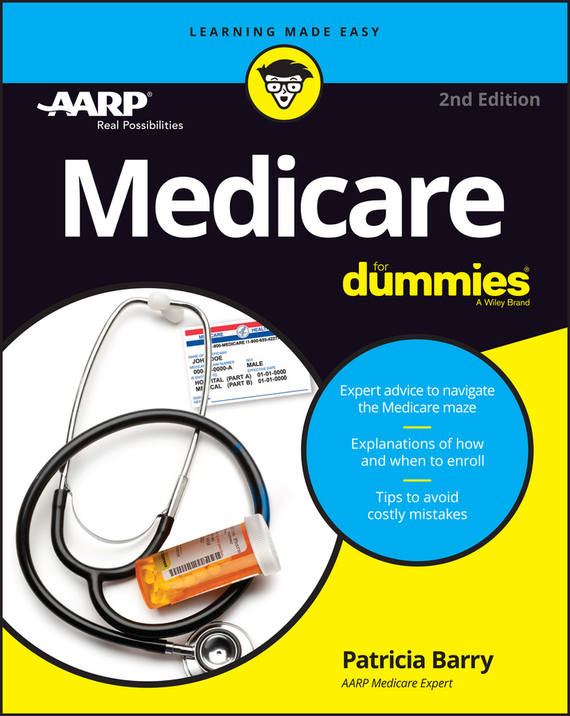 Patricia Barry Medicare For Dummies ISBN: 9781119296591 carol rinzler ann controlling cholesterol for dummies isbn 9780470395387