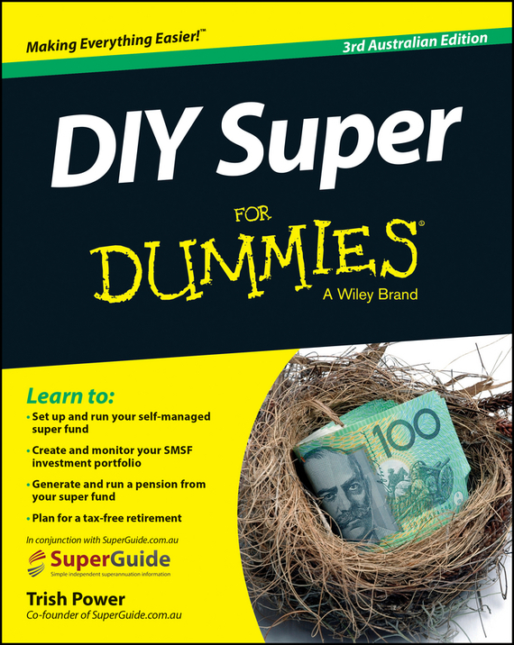 Trish Power DIY Super For Dummies gaynor bussell pcos for dummies