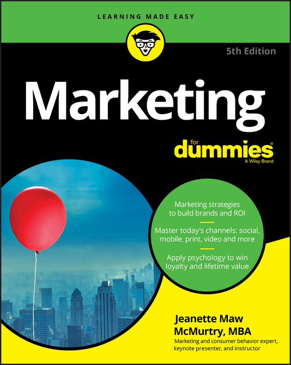 Jeanette McMurtry Marketing For Dummies michael hyman marketing research kit for dummies