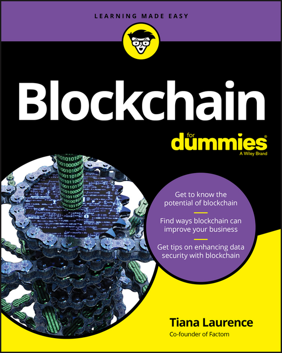 Tiana Laurence Blockchain For Dummies dwight spivey ipad for seniors for dummies