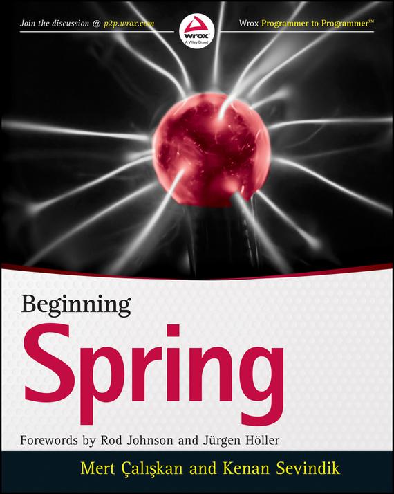 Jürgen Höller Beginning Spring rod johnson beginning spring