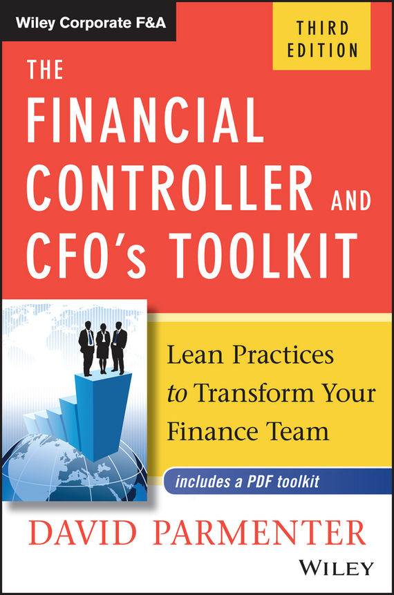 David Parmenter The Financial Controller and CFO's Toolkit david parmenter key performance indicators