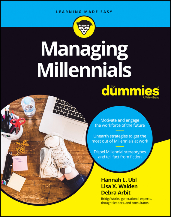 Debra Arbit Managing Millennials For Dummies