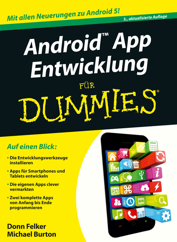 Michael Burton Android App Entwicklung für Dummies michael griffis economic indicators for dummies