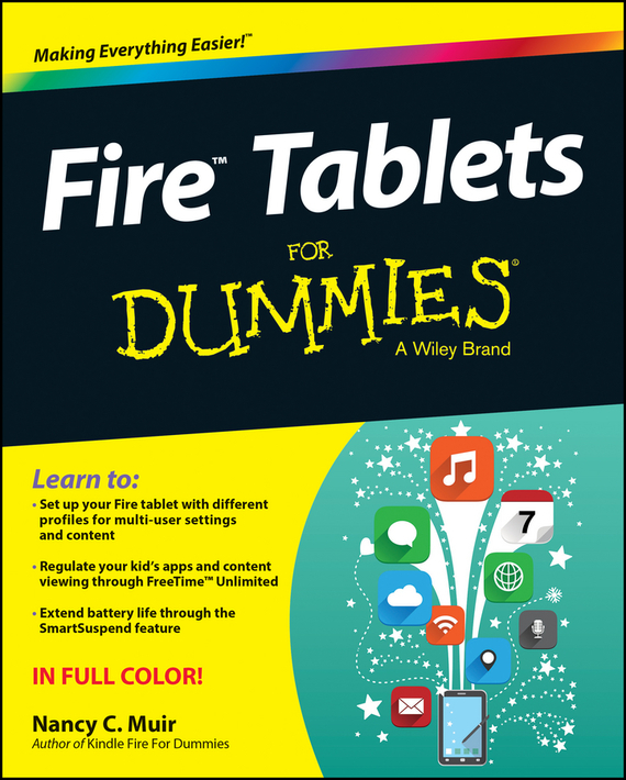 Nancy C. Muir Fire Tablets For Dummies j muir watt eglr 1991