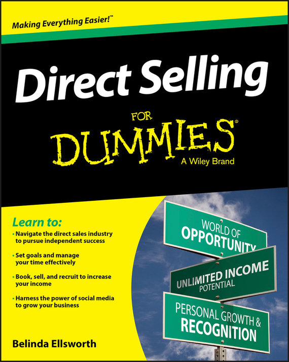 Belinda Ellsworth Direct Selling For Dummies gaynor bussell pcos for dummies