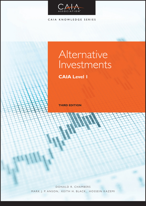 Hossein Kazemi Alternative Investments. CAIA Level I andrew teufel fisher investments on technology