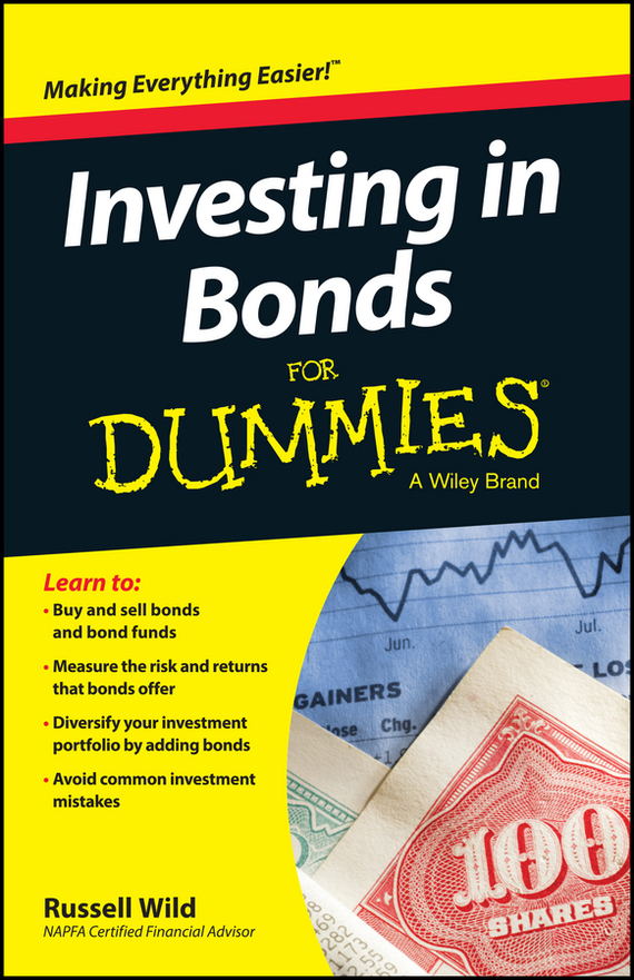 Russell Wild Investing in Bonds For Dummies tony levene investing for dummies uk