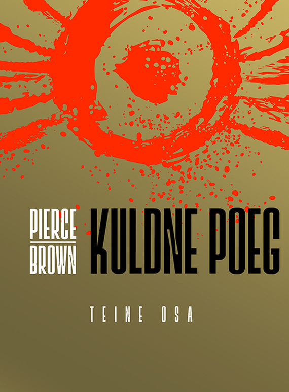 Обложка книги Kuldne poeg, автор Pierce Brown