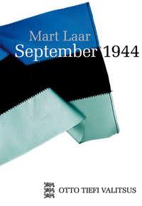 Mart Laar - September 1944