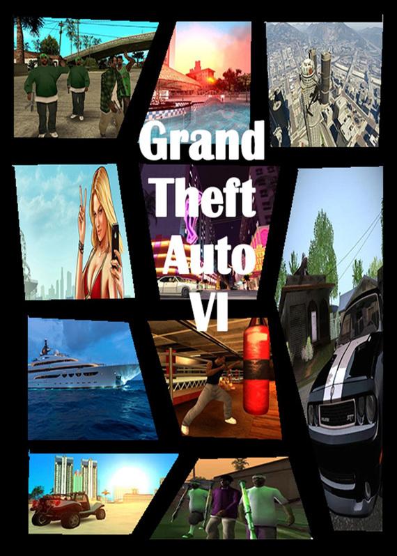 Дамир Берхеев. Великий автоугонщик 6 / Grand Theft Auto VI