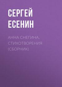 - Анна Снегина. Стихотворения (сборник)