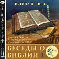 Дмитрий Добыкин - Зачем читать Библию (часть 1)