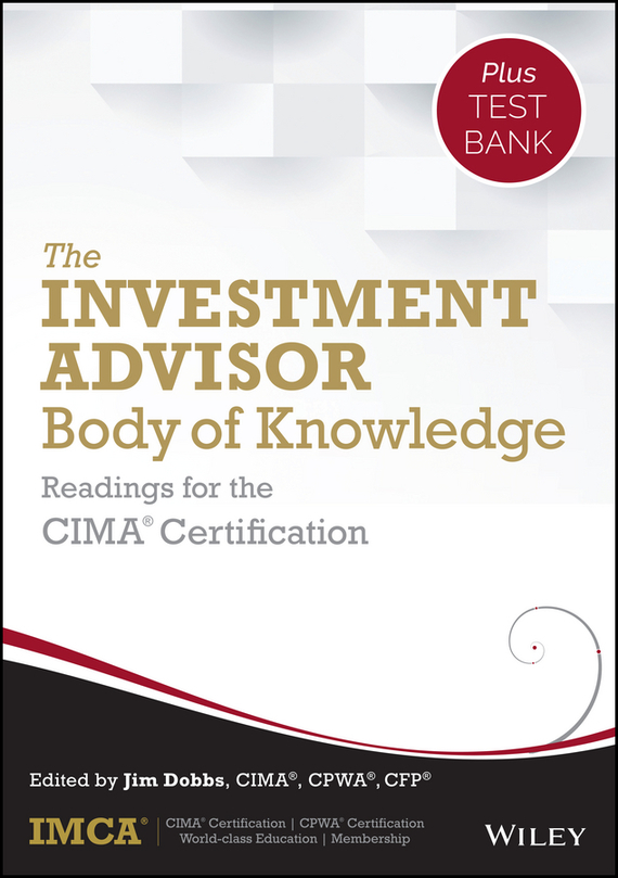 IMCA The Investment Advisor Body of Knowledge + Test Bank mark andrew lim the handbook of technical analysis test bank