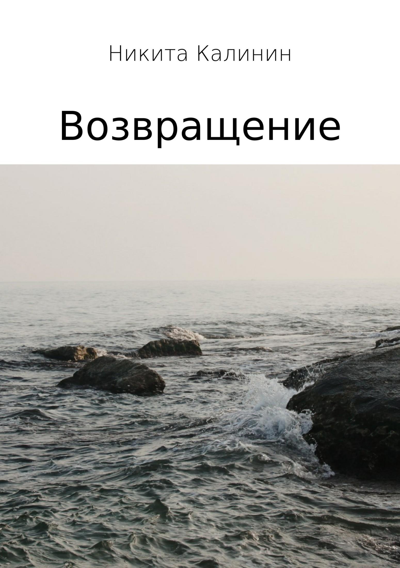 Никита Валерьевич Калинин Возвращение детство лидера