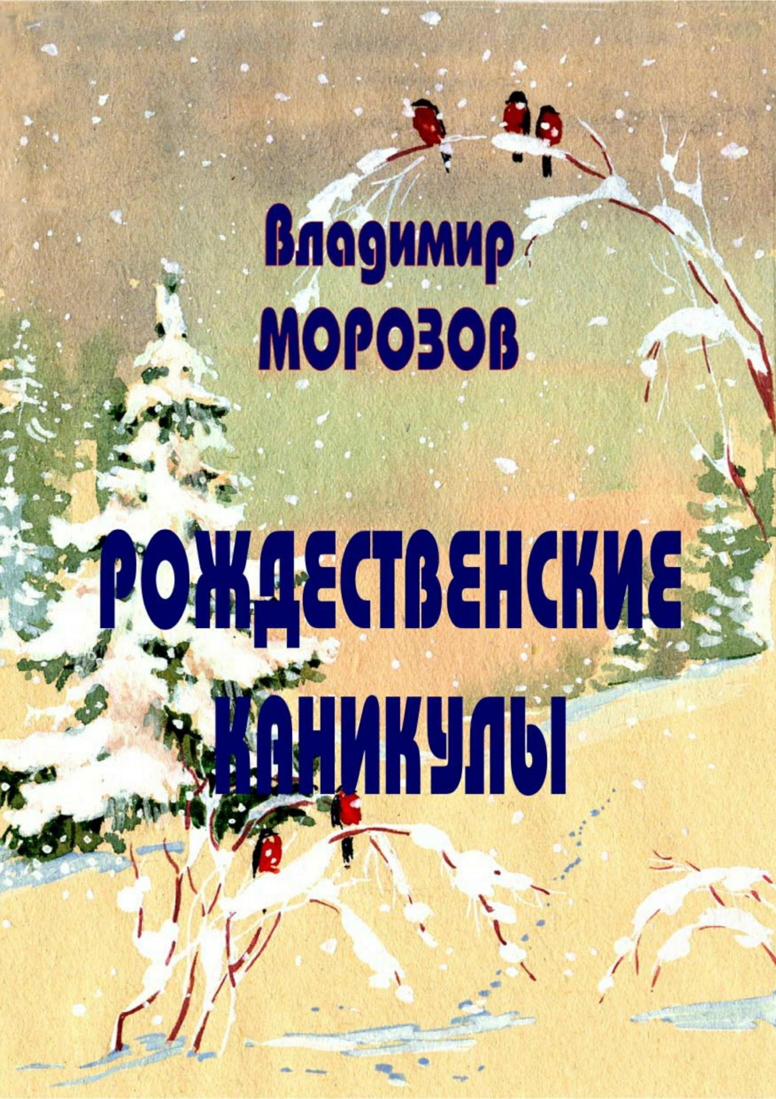 Владимир Игоревич Морозов Рождественские каникулы владимир игоревич морозов рождественские каникулы