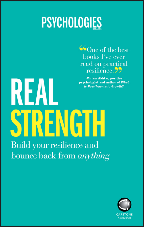 Psychologies Magazine Real Strength. Build your resilience and bounce back from anything about you кардиган