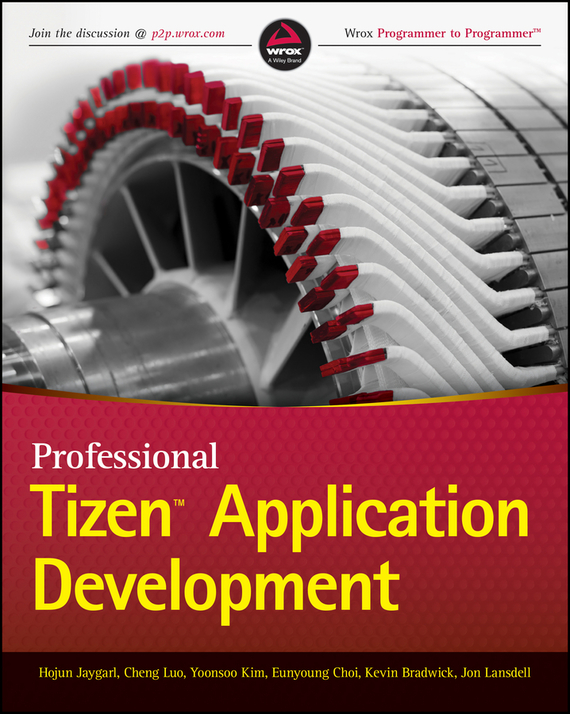 Cheng Luo Professional Tizen Application Development advanced robotic applications