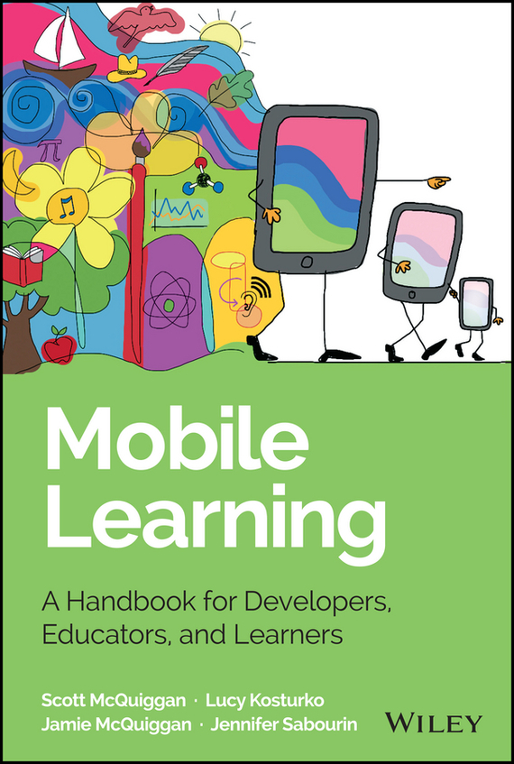 Jamie McQuiggan Mobile Learning. A Handbook for Developers, Educators, and Learners laptop palmrest