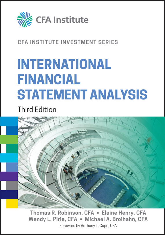 Elaine  Henry International Financial Statement Analysis henry elaine international financial statement analysis workbook