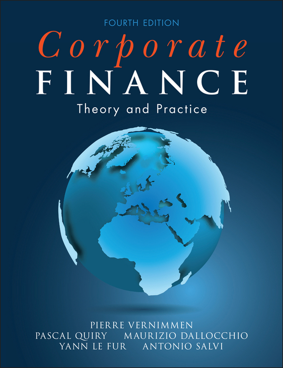 Pascal Quiry Corporate Finance. Theory and Practice ISBN: 9781118849323 finance and investments