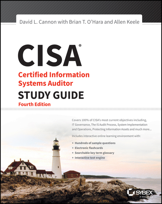 O'Hara CISA Certified Information Systems Auditor Study Guide toward a new steganographic algorithm for information hiding