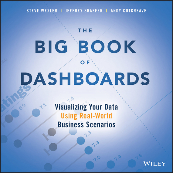 Steve  Wexler The Big Book of Dashboards. Visualizing Your Data Using Real-World Business Scenarios tony boobier analytics for insurance the real business of big data