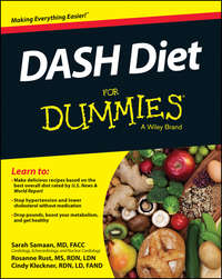 Cynthia  Kleckner - DASH Diet For Dummies