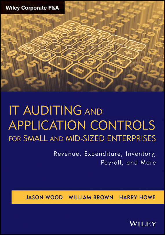 Brown William Montgomery IT Auditing and Application Controls for Small and Mid-Sized Enterprises. Revenue, Expenditure, Inventory, Payroll, and More