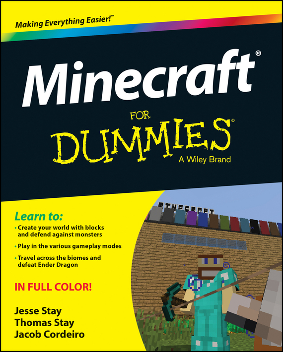 Jesse Stay Minecraft For Dummies scott rogers level up the guide to great video game design