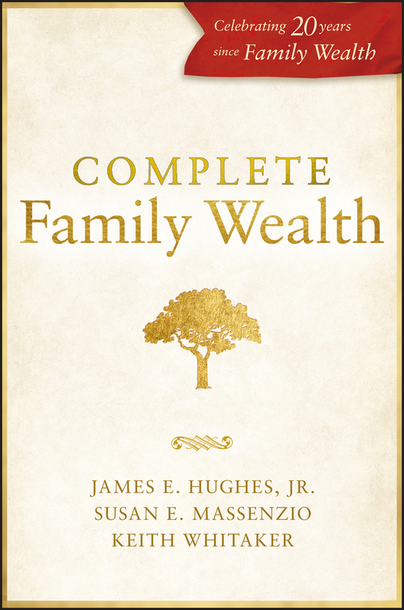 Keith Whitaker Complete Family Wealth hannah s a game for all the family