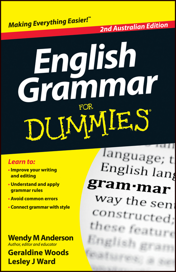 Geraldine  Woods English Grammar For Dummies