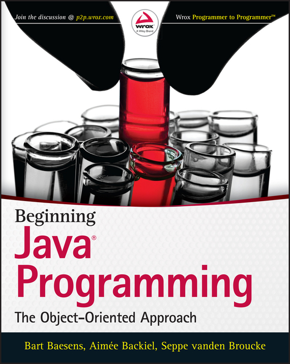 Bart Baesens Beginning Java Programming. The Object-Oriented Approach advanced palmtm programming
