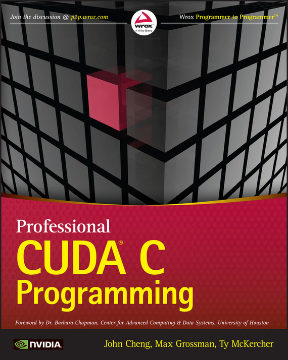 John Cheng Professional CUDA C Programming process migration in grid computing