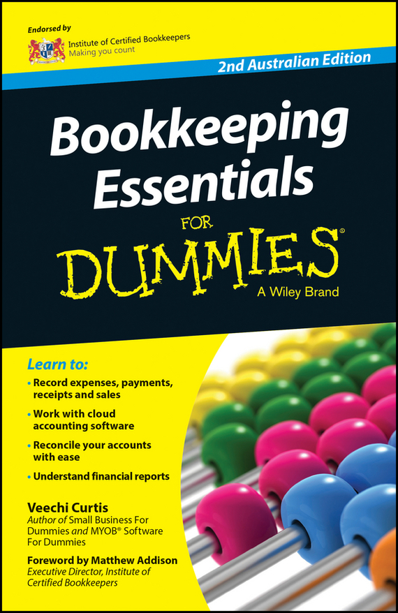 Veechi Curtis Bookkeeping Essentials For Dummies - Australia